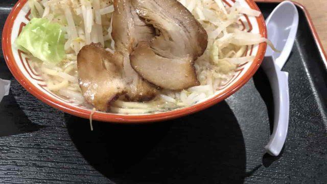 麺屋心 フジヤマ