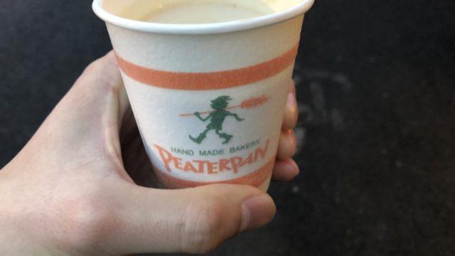 ピーターパン コーヒー