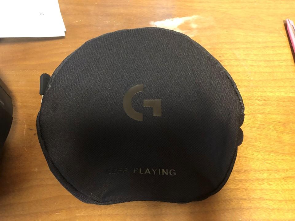 Logicool G433ヘッドセット